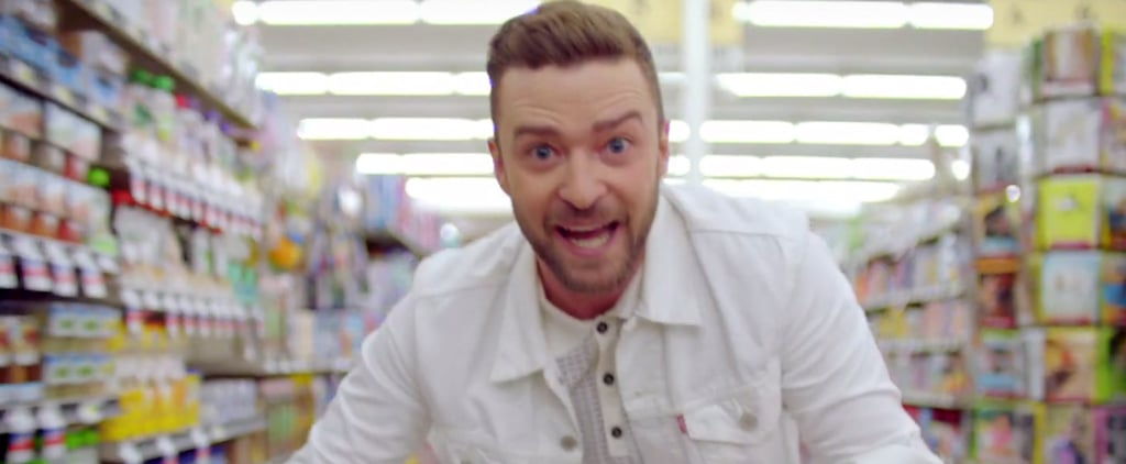 "The Full Video For Justin Timberlake's ""Can't Stop the Feeling!"" Has Arrived"