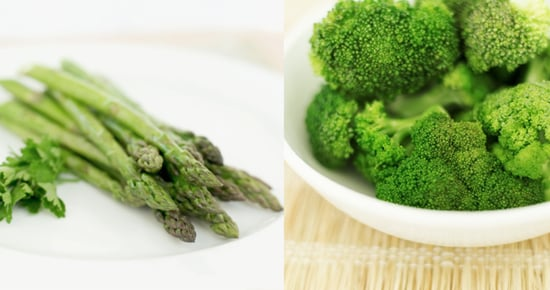 Would You Rather Eat Asparagus or Broccoli?