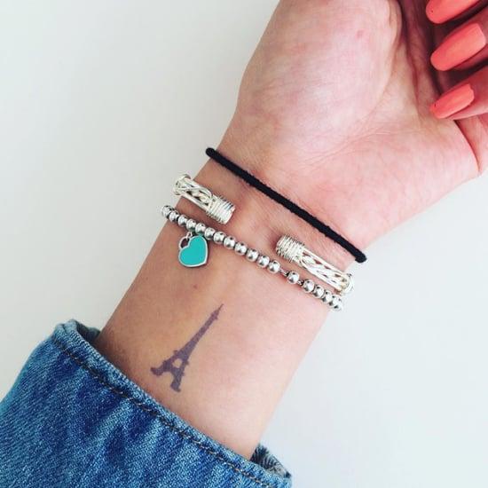 Eiffel Tower Tattoos