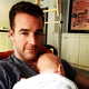 James Van Der Beek and Annabel