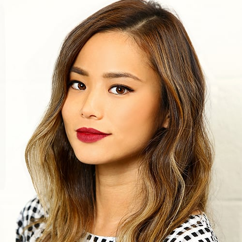 Jamie Chung's Hair Color Tips