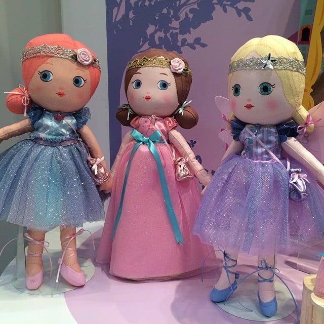 Mooshka Fairy Tales Dolls