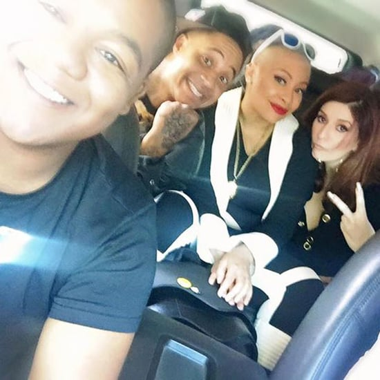 Raven-Symone Posts a That's So Raven Reunion Picture