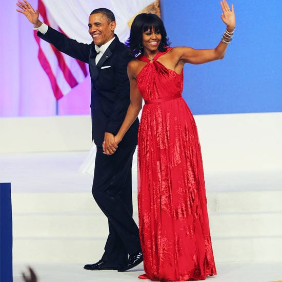 See Michelle Obama's Presidential Inauguration Style on Show
