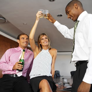 A Do or a Don't: Partying With Co-Workers