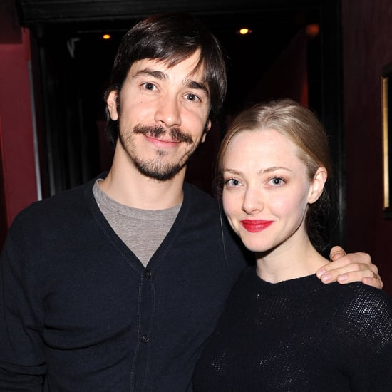 Amanda Seyfried and Justin Long at LAByrinth Benefit