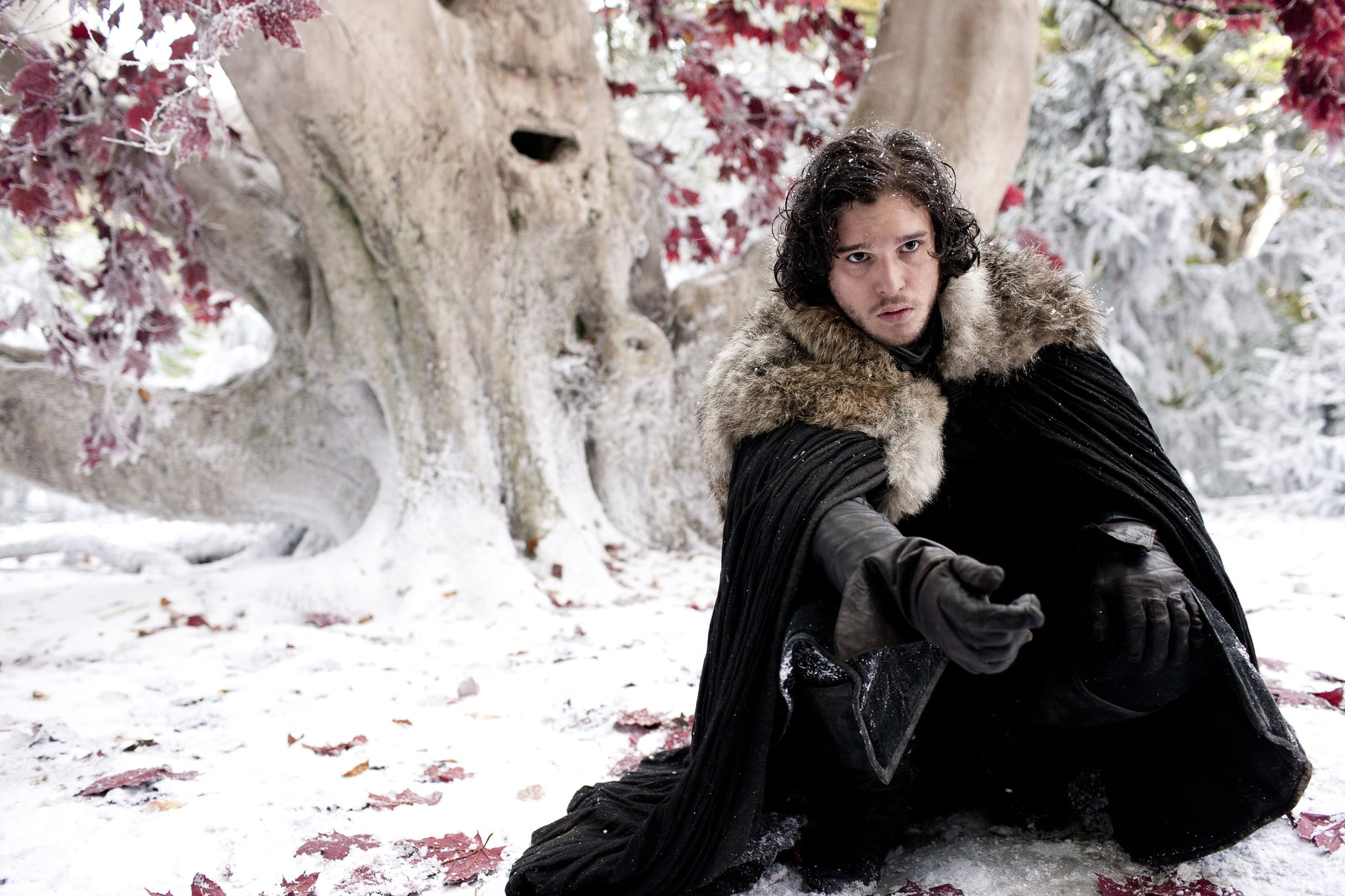 Jon Snow, Season One
