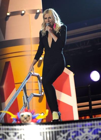 Gwyneth Paltrow Grammys 2011