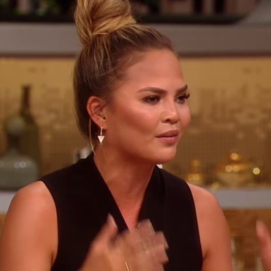 Chrissy Teigen and Tyra Banks Talk About Infertility