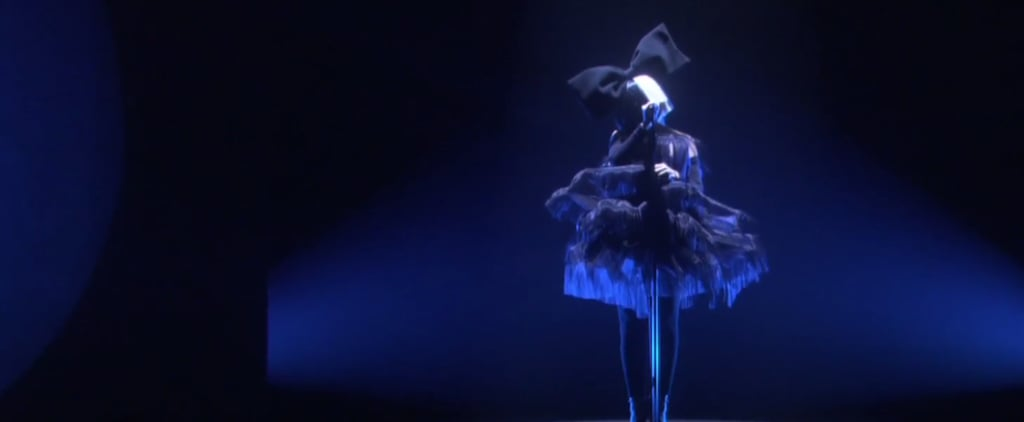 "Watch Sia Perform Her Enchanting ""Unforgettable"" Cover For Disney's Finding Dory"