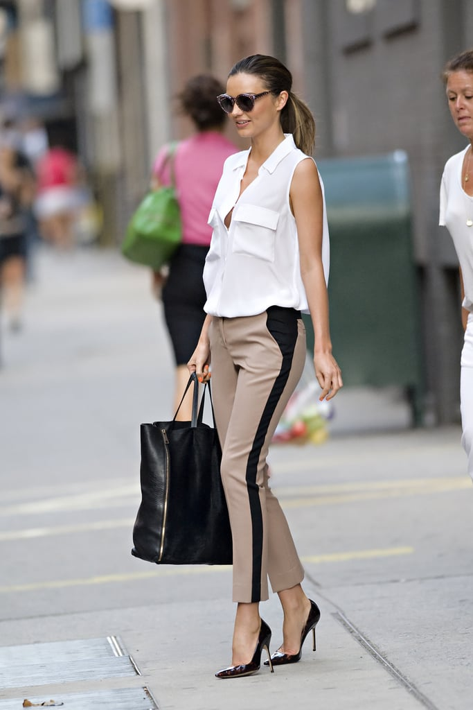 July 2012: On The Street In NYC