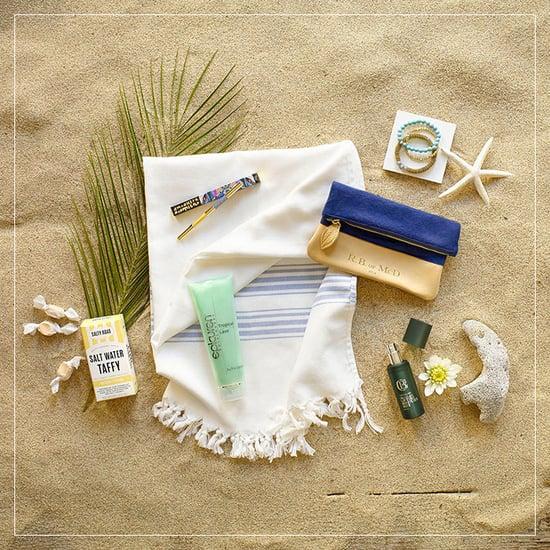 POPSUGAR Must Have Resort Box Contents April 2014 Reveal