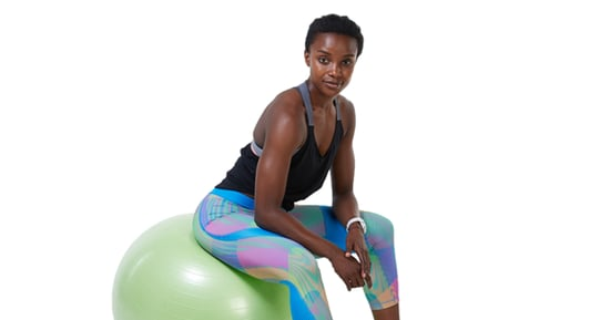 8 Total-Body Stability Ball Exercises That Go Beyond Basic Crunches
