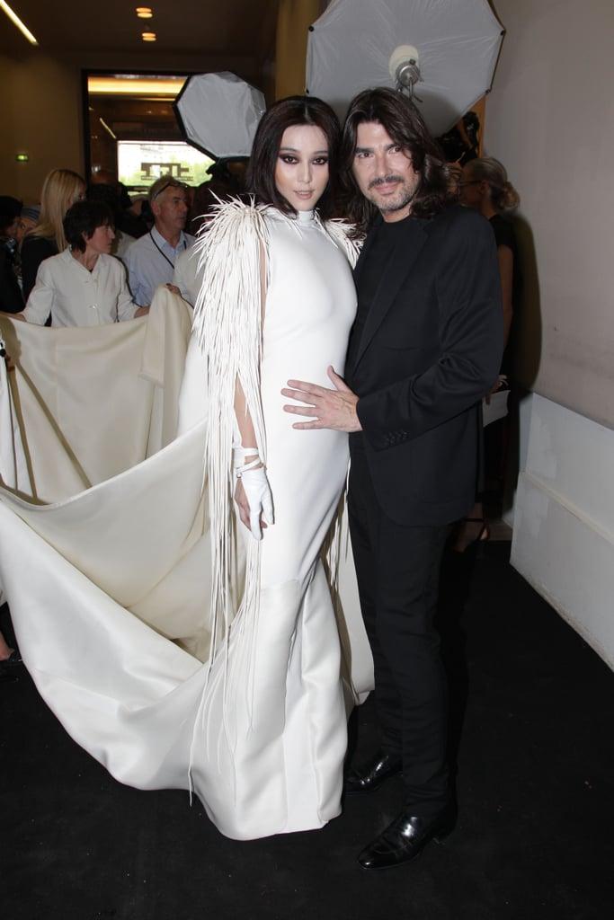 Fan Bingbing and Stephane Rolland