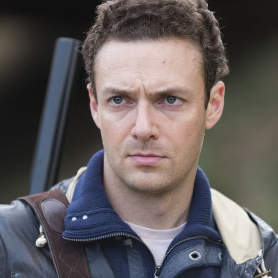 Ross Marquand Interview About The Walking Dead August 2016