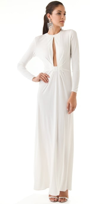 Issa Front Slit Maxi Dress ($775)