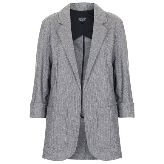 How to Wear a Boyfriend Blazer