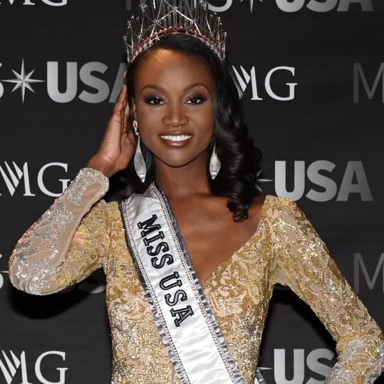 Miss USA Winner Deshauna Barber (Video)
