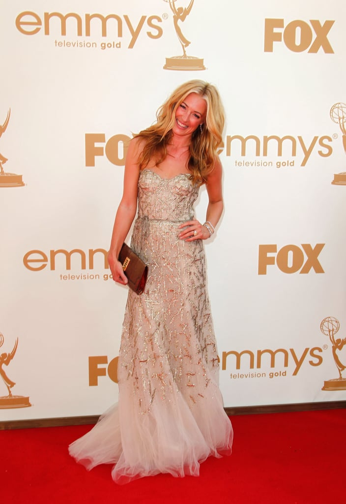 Cat Deeley paused for photographers before the 2011 Emmy Awards.