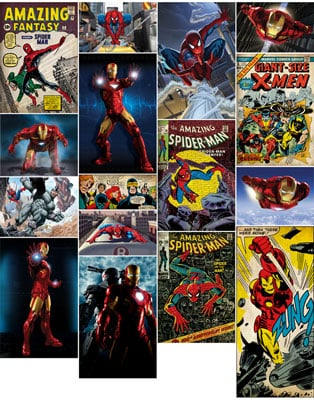 GelaSkins Launches Marvel Skins For Your Laptops, iPhones, and iPods