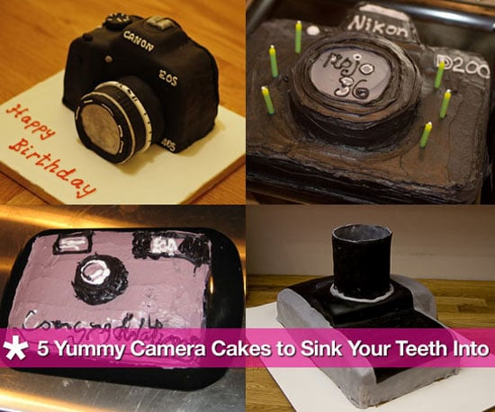 Celebrate National Photography Month With Cake!