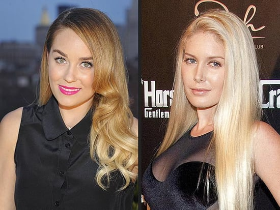 Heidi Montag Says She Doesn't 'Have Any Negative Feelings Towards Lauren Conrad'