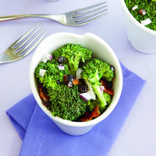 Your New Favorite BBQ Side Dish: Broccoli Crunch Salad