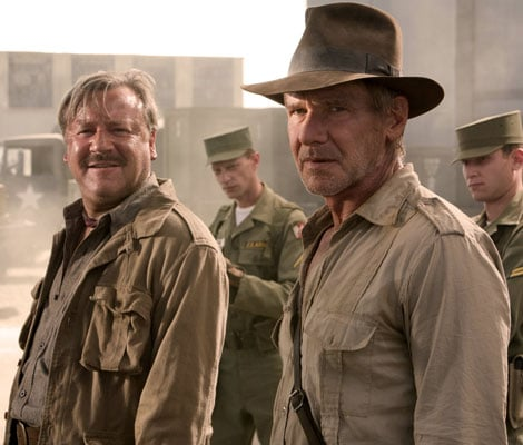 Indiana Jones Still Photos