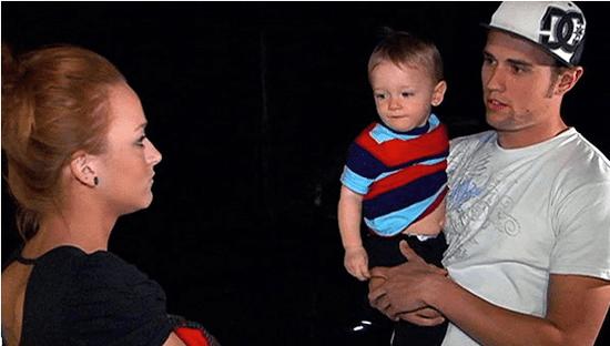 Teen Mom: Maci and Ryan Go to Court Over Bentley