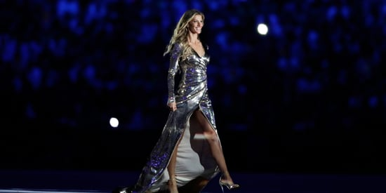 Gisele Bundchen Wins Gold Medal In Walking In A Straight Line