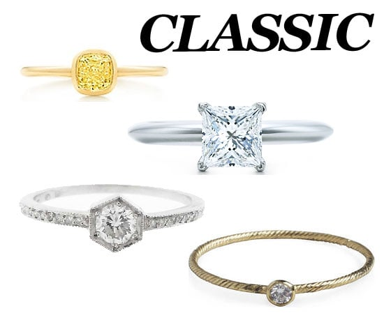 Beautiful Traditional Engagement Rings