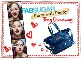 Party With Poppy Bag Giveaway!