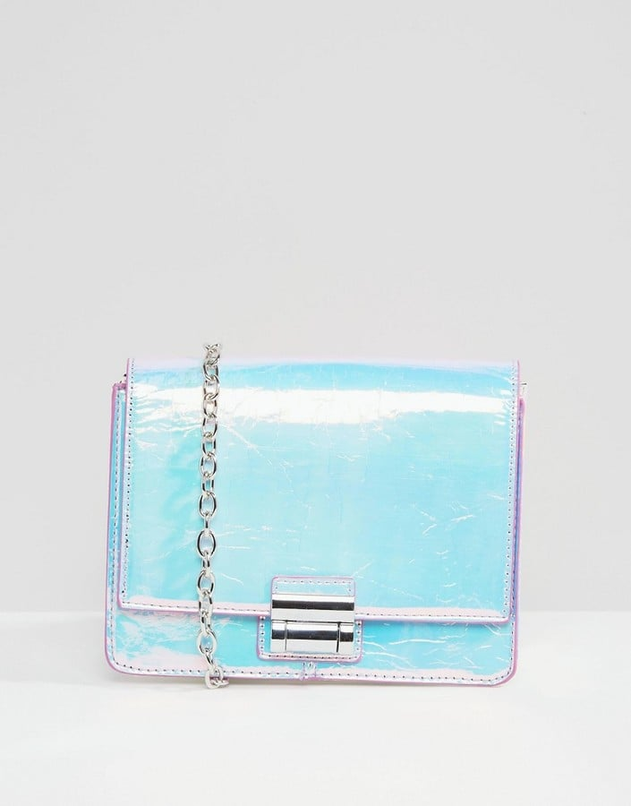 Skinnydip Galaxy Iridescent Cross Body Bag ($52)