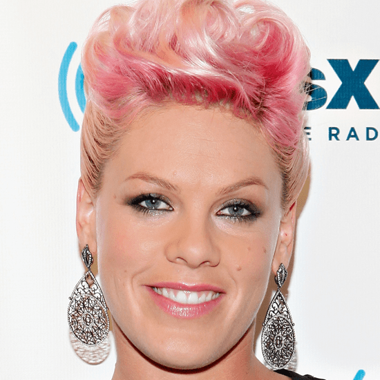 Celebrities With Two-Toned Hair Color