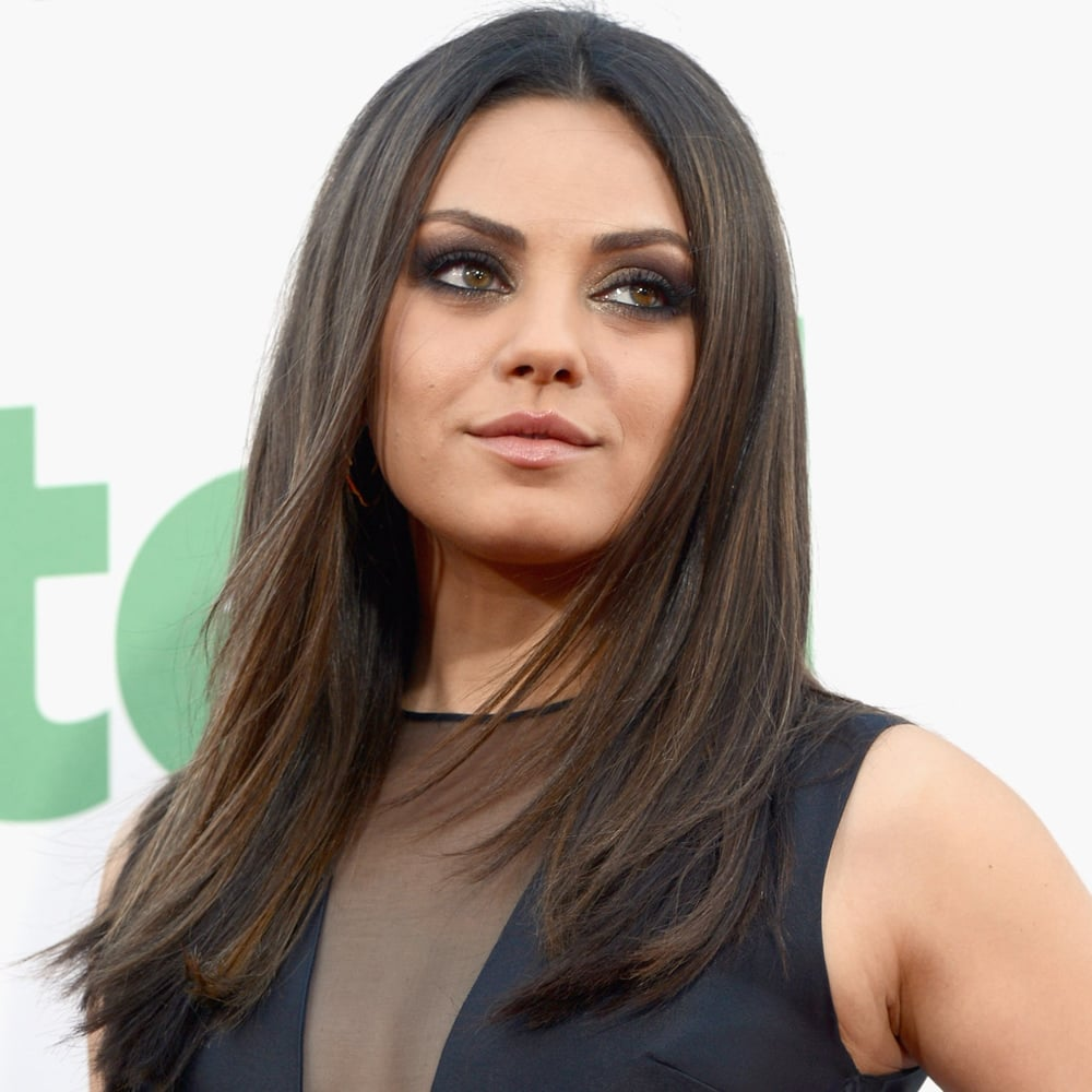 Mila Kunis' eyes were captivating at the premiere of Ted this week. If you're a dark-featured beauty, accentuate your exotic look by layering Young Blood Eyeshadow Quads Gemstones (approx $59.50).