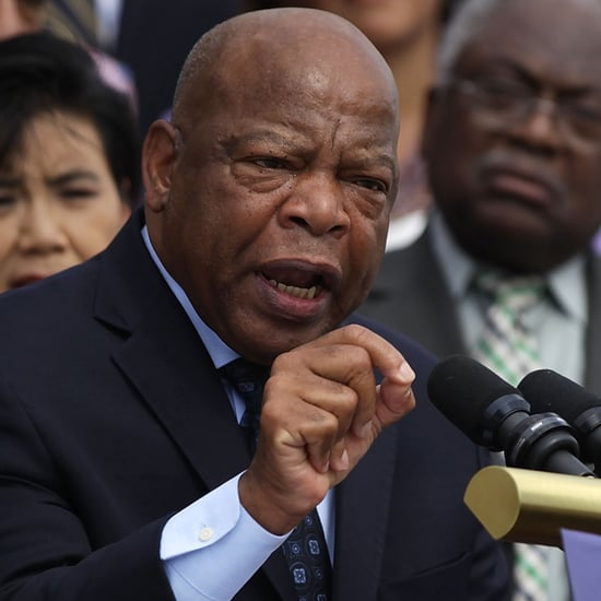 John Lewis Leads Gun Control Sit-in | Video