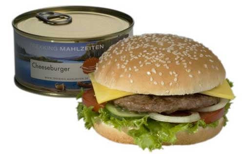 Would You Eat This Cheeseburger?