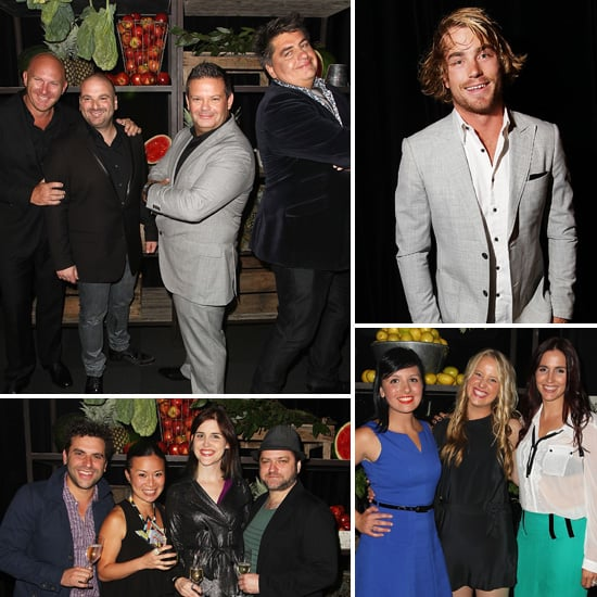 MasterChef Stars Kick Off the 2012 Series With a Food-Filled Launch in Melbourne