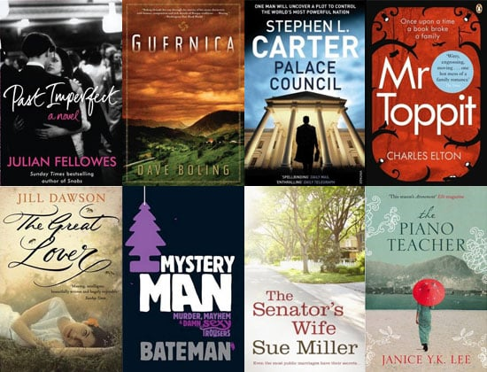 Photos and Details of Richard and Judy's Summer Read List 2009