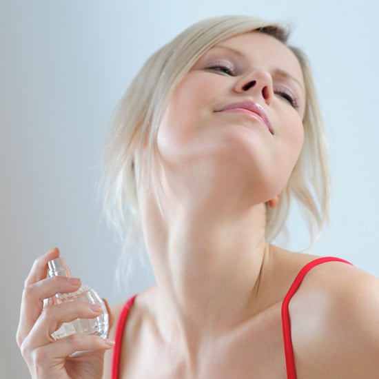 Do you spritz perfume in unconventional places on your body?