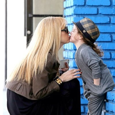 Celebrity Moms' Instagram Pictures Jan. 18 to 24, 2014