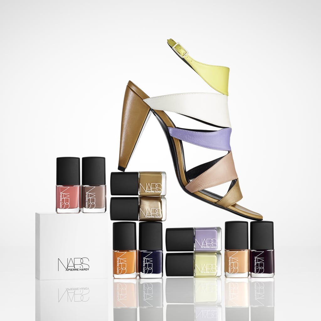Nars and Pierre Hardy