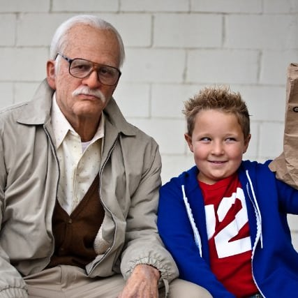 Bad Grandpa Wins the Box Office