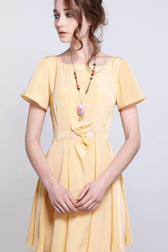 Treasure by Samantha Pleet for Anthropologie capsule collection.