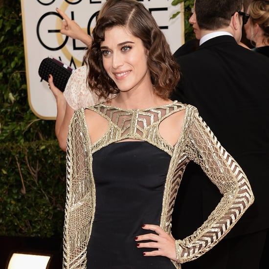 Long-Sleeved Dresses at 2014 Golden Globes