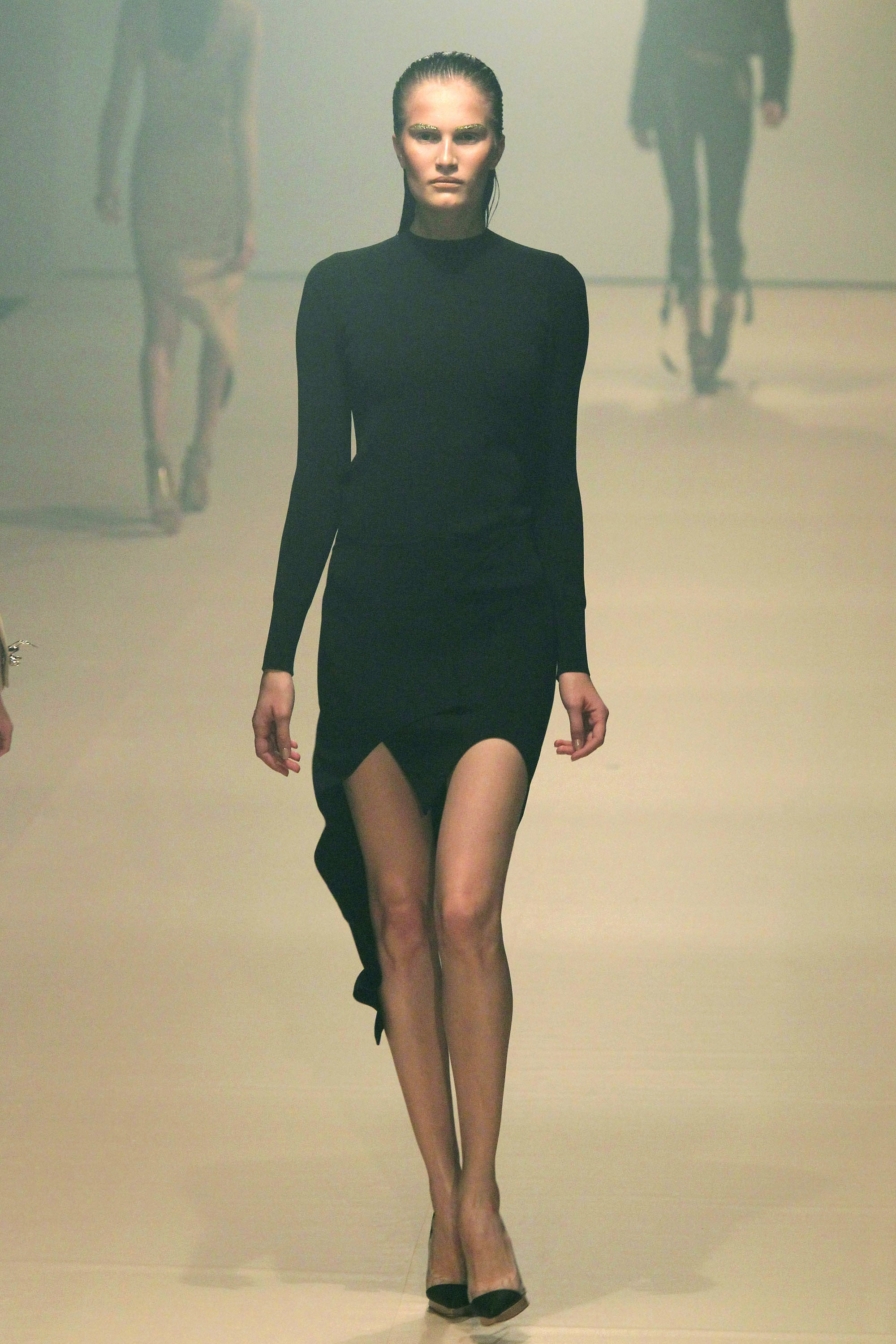 Review and Pictures of Thierry Mugler Runway Show at 2012 ...