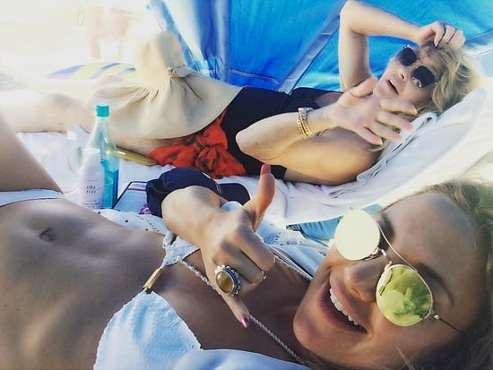 Kate Hudson and Goldie Hawn Say 'Aloha' to a Memorial Day Weekend Getaway