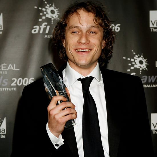 Heath Ledger at 2006 Australian Film Institute Awards Video