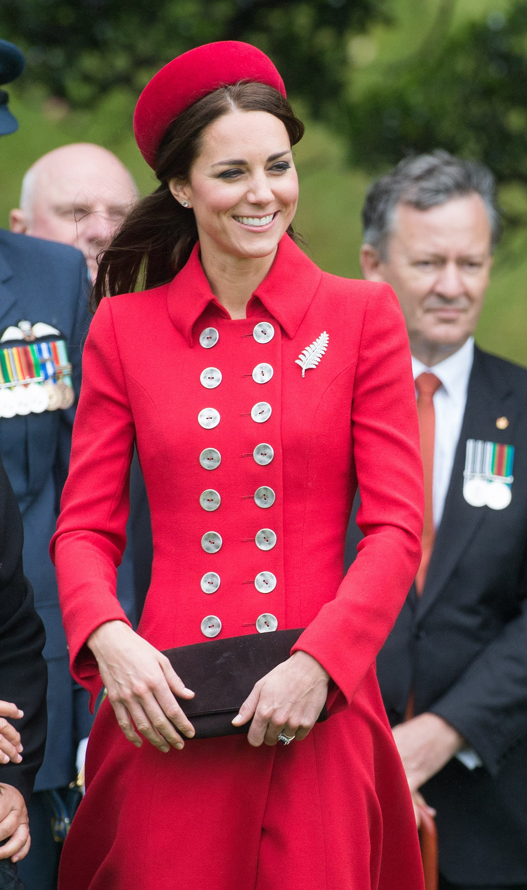 Kate's New Zealand Pin