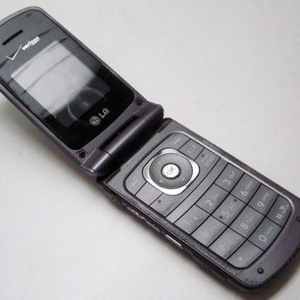Anastasia's Flip Phone in Fifty Shades of Grey